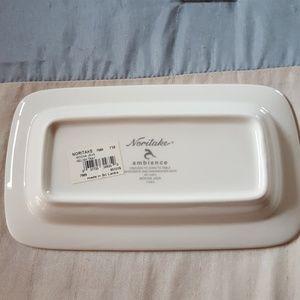 "noritake ambience Bath - Noritake ambience, relish tray 9x5"""